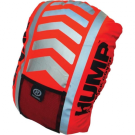 Respro  Hi-Viz Hump Rucsac Cover Fluorescent Red
