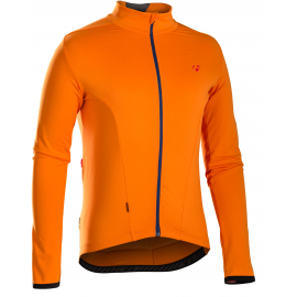 Jersey Bontrager Rxl Thermal Long Sleeve Small Firebrand