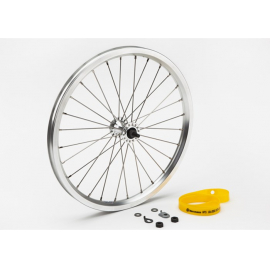 Brompton Front wheel Standard, inc fixings