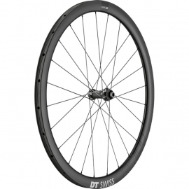 CRC 1100 SPLINE disc brake wheel  carbon tubular 38 x 26 mm  front