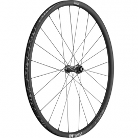 CRC 1400 SPLINE disc brake wheel  carbon clincher 24 x 22 mm  front