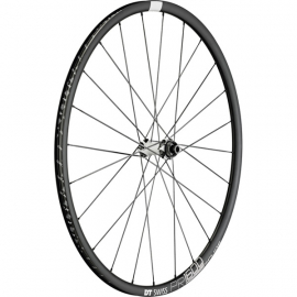 PR 1600 SPLINE disc brake wheel  clincher 23 x 18 mm  front
