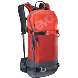 FR DAY PROTECTOR BACKPACK 2019: CHILI RED/CARBON GREY 16 LITRE (M/L)