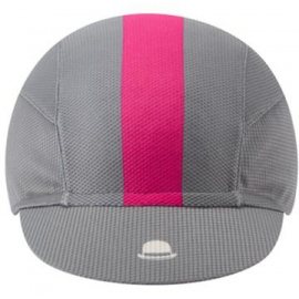 Chapeau!, Lightweight Cap Central Stripe, Flint Grey