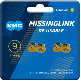MissingLink 9X Joining links