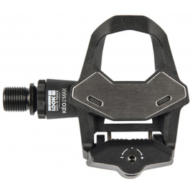 LOOK KEO 2 MAX PEDALS WITH KEO GRIP CLEAT: