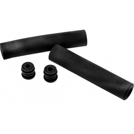 Silicone grips with non slip compound  140 mm