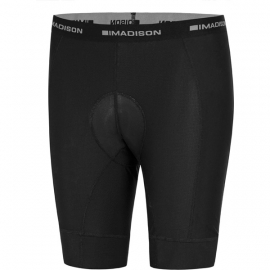 Flux women's liner shorts  black size 8
