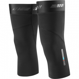 RoadRace Optimus Softshell knee warmers  black X-large