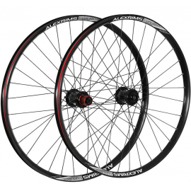 FRONT PRO BUILD TUBELESS READY DH WHEEL ALEX/CHOSEN 26