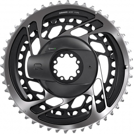 QUARQ POWERMETER KIT DM RED AXS D1 (POWERMETER INCLUDING CHAINRING):50-37T