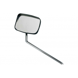 Oblong Mirror With Rain Shield