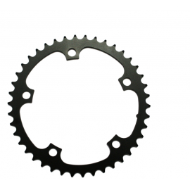 SRAM CHAIN RING ROAD AERO 42T B 10 OR 11 SPEED V4 130 ALUM 3MM(55-42 54-42):10/11SPD 42T