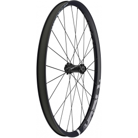 SRAM ROAM 60 - FRONT CARBON CLINCHER TUBELESS COMPATIBLECONVERTIBLE (INCLUDES DECAL PACK QUICK RELEASE15X100MM & 20X110MM THROUGH AXLE CAPS) - B1:27.5