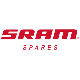 SRAM SPARE - SHIFT LEVER TRIGGER CLAMP/BOLT KIT SHINY BLACK QTY 1: