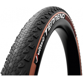 VITTORIA TERRENO TLR G2.0 TYRE: TRANSPARENT/BLACK/BLACK 29X2.25